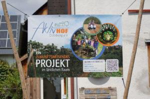 Aktivhof Oelsberg - Banner