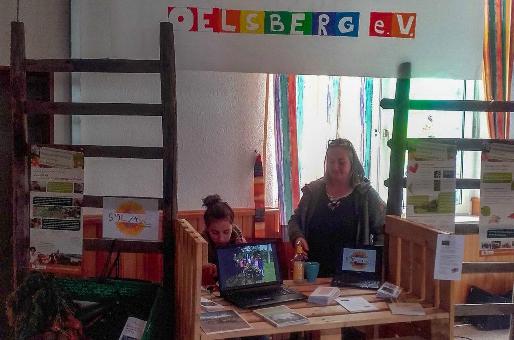 Aktivhof Oelsberg - Teilnahme vom Aktivhof beim Energie und Umwelttag in Strüht