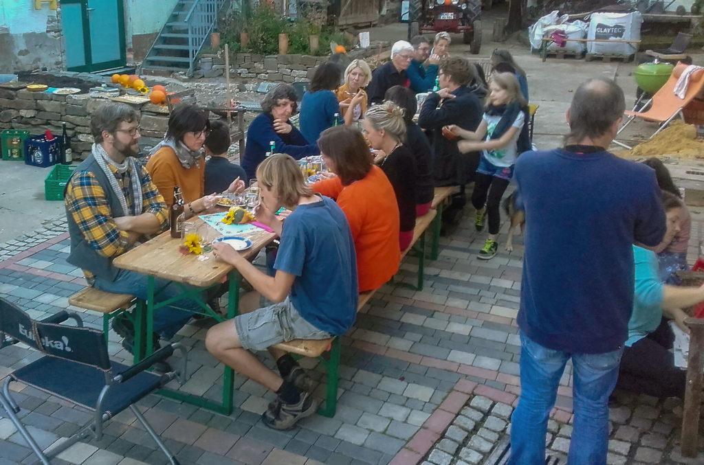 Aktivhof Oelsberg - Erntedankfest SoLaWi 2018